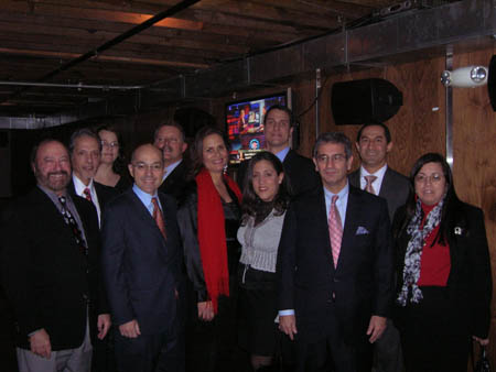 Hispanic Bar Association of Michigan Holiday Event